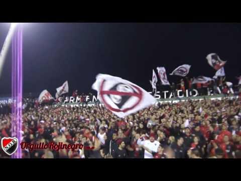Video de la copa. Newell's 5 - 2 Sansinena. OrgulloRojinegro.com.ar - La Hinchada Más Popular - Newell's Old Boys