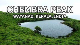 Wayanad India  City new picture : Wayanad Trip (Chembra Peak) Kerala, India
