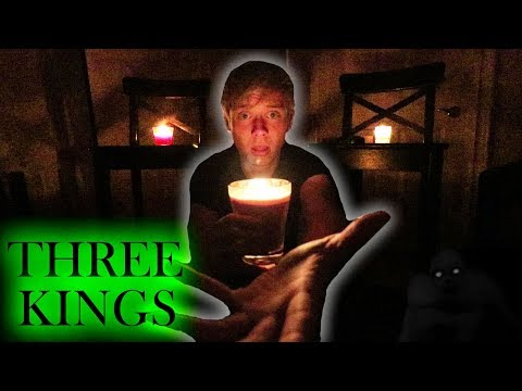 THREE KINGS RITUAL at 3 AM (Gone Wrong) | Do Not Try.. | Sam Golbach