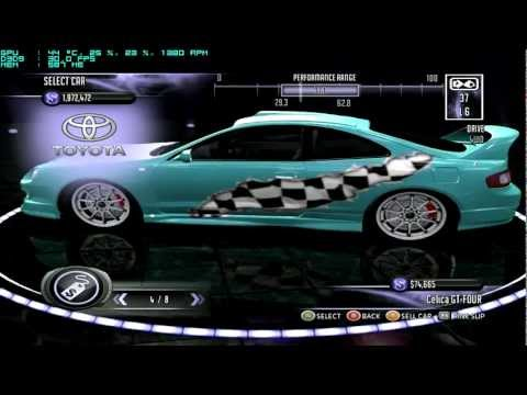 Juiced 2 Hot Import Nights – Car Tuning (Full HD)