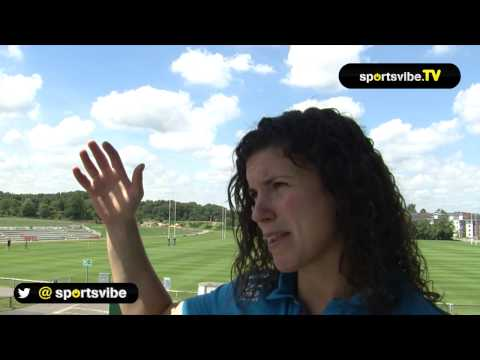 Sarah Hunter On Becoming Vice-Captain Ahead Of The Women's Rugby World Cup