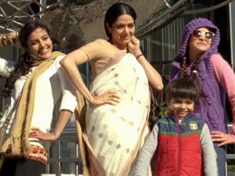 Download English Vinglish Song - Telugu - Title Track [Exclusive] HD Mp4 3GP Video and MP3