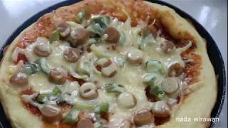 Video pizza teflon // membuat pizza tanpa oven // pizza tanpa oven MP3, 3GP, MP4, WEBM, AVI, FLV Mei 2019