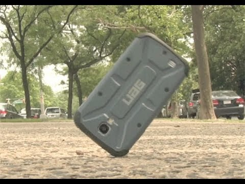 Samsung Galaxy S4 UAG Review and Drop Test
