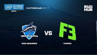 Vega vs. FlipSid3 - IEM Katowice EU - map3 - de_overpass [CrystalMay]