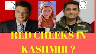 """Nation Wants To Know Why Kashmiris have Red Cheeks by Maj Gaurav Arya & Arnab goswami on Republic tv-----------------------------------------------------------------------------------------------------------This channel is to Entertain the people , we don't have any intention to hate or insult anyone in this video.----------------------------------------------------------------------------------------------------------Copyright Disclaimer Under Section 107 of the Copyright Act 1976, allowance is made for """"fair use"""" for purposes such as criticism, comment, news reporting, teaching, scholarship, and research. Fair use is a use permitted by copyright statute that might otherwise be infringing. Non-profit, educational or personal use tips the balance in favor of fair use.-----------------------------------------------------------------------------------------------------------Subscribe our channel:https://www.youtube.com/channel/UCVf3zpOWButyXwbx-Uwky4g-------------------------------------------------------------------------------------------------------------INTRO MUSIC: Song: Elektronomia - Sky High [NCS Release]Music provided by NoCopyrightSounds.Video Link: https://youtu.be/TW9d8vYrVFQDownload Link: https://NCS.lnk.to/SkyHigh----------------------------------------------------------------------------------------------------------Don't forget to LIKE and SHARE our video-----------------------------------------------------------------------------------------------------------"""
