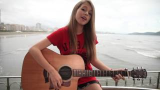 Download Lagu A flor e o beija-flor - Henrique e Juliano (Thayná Bitencourt - cover) Mp3