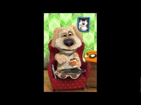 Скриншоты игры Talking Ben the Dog – Говорящий пёс android