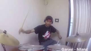 Garasi - hilang - drum cover