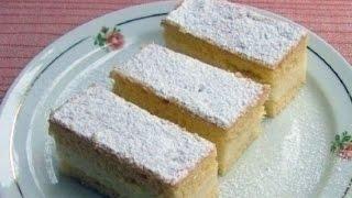 Torta Paradiso, Video Ricetta