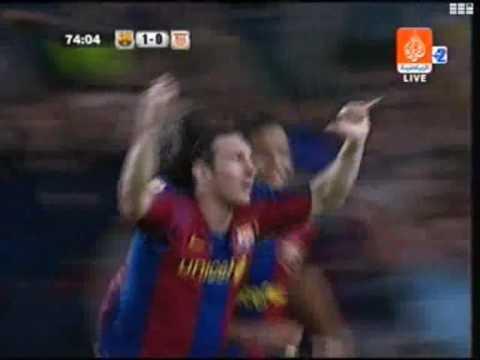 Recopilación de lo mejor de Messi