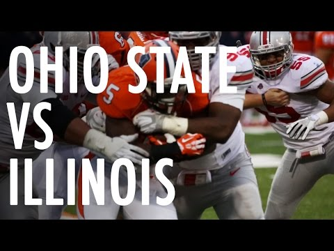 illinois - On November 1st, Ohio State hosts Illinois under the lights at Ohio Stadium. #GoBucks And don't forget to subscribe to our channel so you can be notified when new videos are posted.
