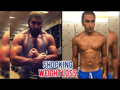 Ranveer Singh SHOCKING Weightloss For Alia Bhatt M