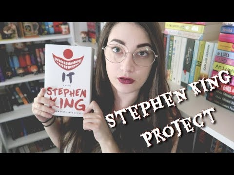 THE STEPHEN KING PROJECT!