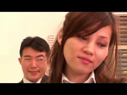 재미있는 동영상 - ameri ichinose - 미용 모델 (видео)