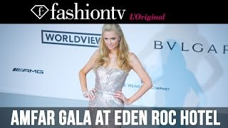 amfAR Cinema Against AIDS Gala at Eden Roc with Hofit Golan, Cannes Film Festival 2014 | FashionTV