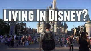 Video Is It Possible To Live In Walt Disney World For 1 Year? MP3, 3GP, MP4, WEBM, AVI, FLV Juni 2019