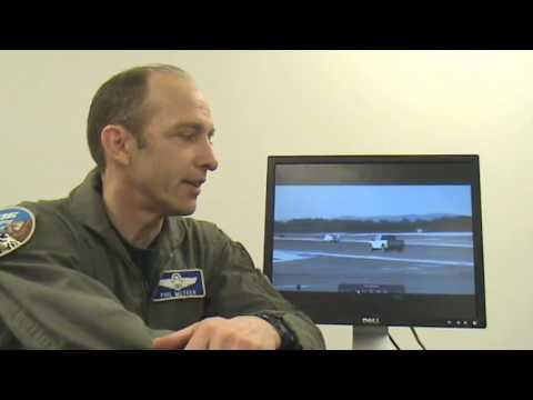 Interview with Test Pilot Col. Phil Meteer, (Ret).