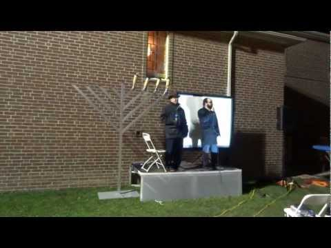 Chabad On The Avenue Chanukah Party