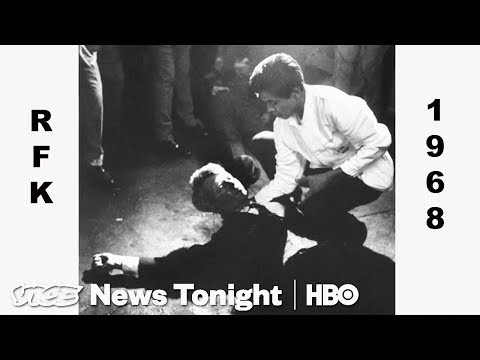 How The Assassination Of RFK Changed The Life Of A Busboy (HBO)