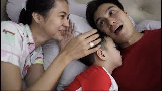 Download Video OMG !!!! RAFATHAR BANGUN PAS LAGI DIISENGIN BAPAU !! MP3 3GP MP4