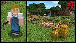 BREEDING LITTLE BABIES!! *1.14.2!!* | Minecraft Village & Pillage Challenge | #2