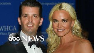 אחרי 12 שנים ו-5 ילדים: דונלד טראמפ ג'וניור מתגרש