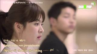 CHEN & PUNCH - Everytime (Descendant Of The Sun OST) [Vietsub by EXO Team]