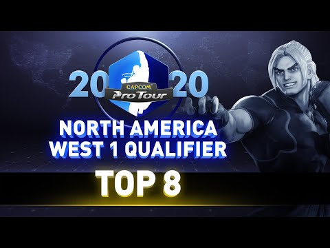 CPT 2020 Online North America West #1 - Top 8