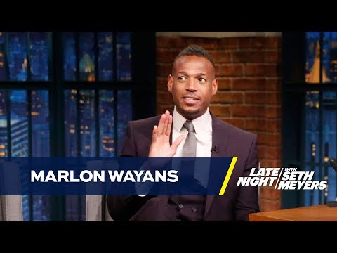 Marlon Wayans' Mom's Real Estate Advice Could Have Made Him Rich