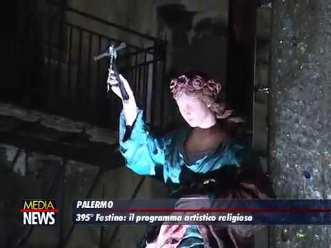 Il Festino di Santa Rosalia, tutti gli eventi in programma a Palermo
