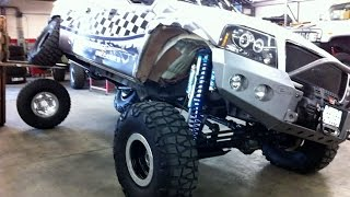 2008 Ford F150 Straight Axle Conversion
