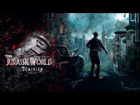 Jurassic World 3: Dominion - Official Trailer   Chris Pratt   Jurassic World   Concept Trailer