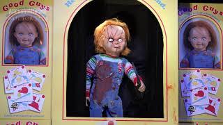 Revenge of Chucky - Halloween Horror Nights Orlando 2018 [4K]