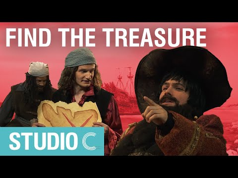 How to Understand Pirate Talk - Studio C