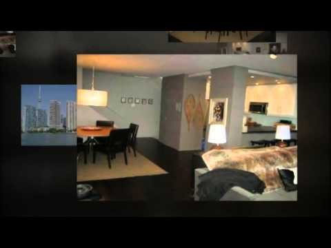 Toronto Ontario Real Estate — Waterfront Condo