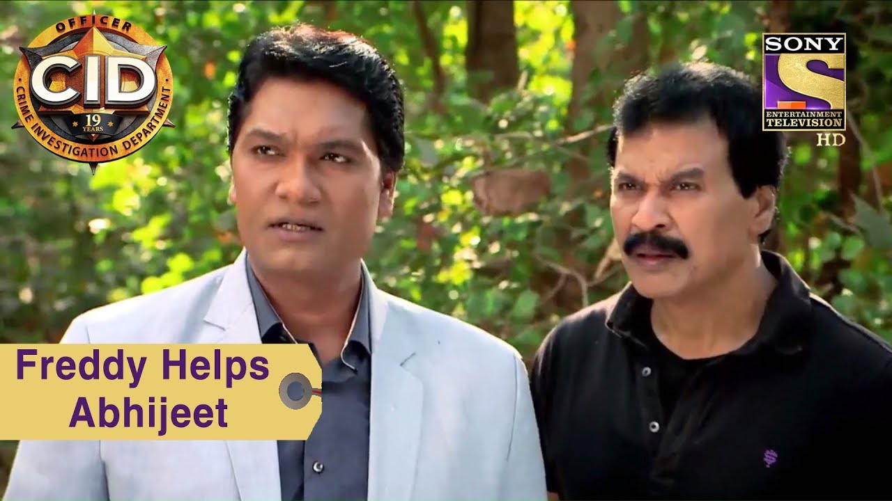 Your Favorite Character | Freddy Helps Abhijeet Find Evidence | CID