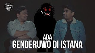 Video 'Ada Genderuwo di Istana' | Tompi & Glenn MP3, 3GP, MP4, WEBM, AVI, FLV Desember 2018