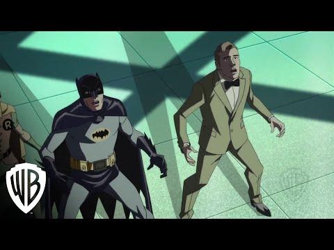 Batman vs. Two-Face   Experiment Goes Awry   Warner Bros. Entertainment