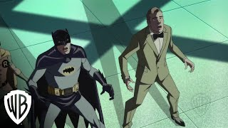 Nonton Batman Vs  Two Face Clip  Experiment Goes Awry Film Subtitle Indonesia Streaming Movie Download