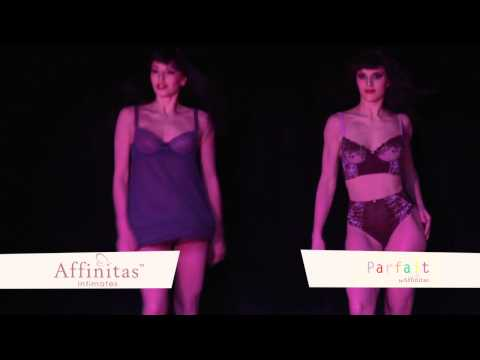Affinitas Fall/Winter 2012 at So CURVE Fashion Show