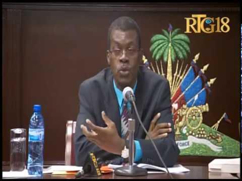 Parlement haïtien.- Bicentenaire de la chambre des Députés.