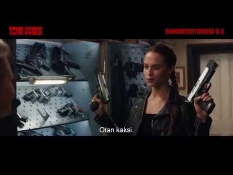 "Tomb Raider: Calling 30"" -spotti"
