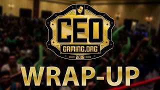 ESAM: CEO 2016 Wrap-Up