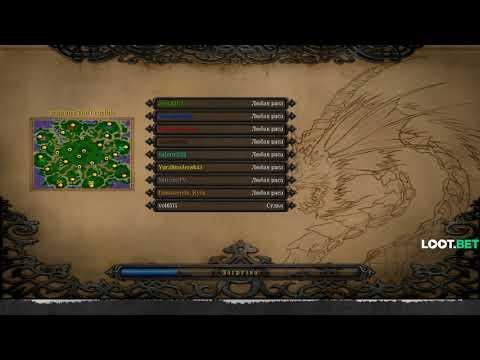 Warcraft III FFA Все В Сборе (Дред, Майкер, НС, Кейк, Факер)