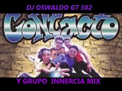 Contacto ft Grupo Innercia Mix- by Dj Oswaldo