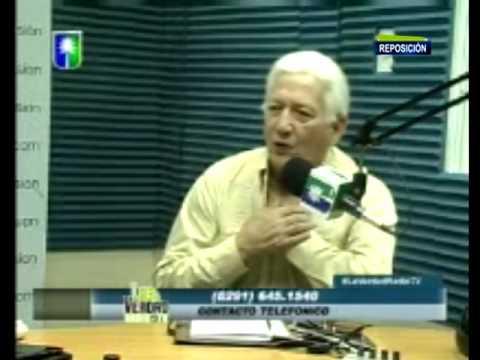 Entrevista a Luis Alfonso Davila en La Verdad Radio Tv