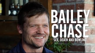 'Sex, Death and Bowling' Star Bailey Chase Talks Director Ally Walker: 'Drinking With The Stars'