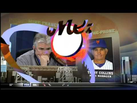 Video: Mike's On: Mets manager Terry Collins on signing Curtis Granderson