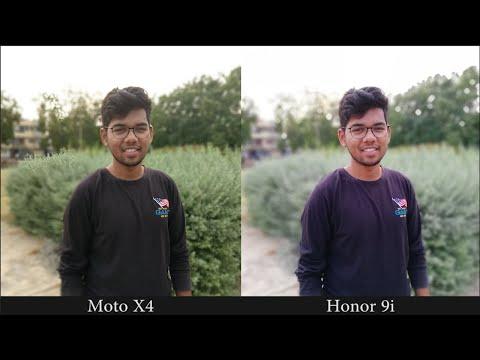 Moto X4 vs Honor 9i Camera Comparison